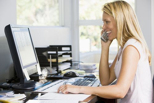 Bigstock-Woman-In-Home-Office-With-Comp-4137512